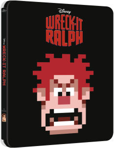 Wreck It Ralph - Steelbook Exclusivo de Zavvi (Edición Limitada) (The Disney Collection #4)