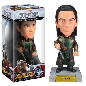Marvel Thor 2 Loki Wacky Wobbler