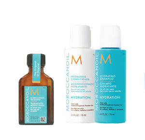 Moroccanoil Hydration Travel Trio