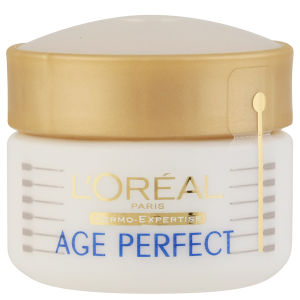 Crema de ojos para piel madura Dermo Expertise Age Perfect Reinforcing Eye Cream - Mature Skin de L'Oreal Paris (15 ml)