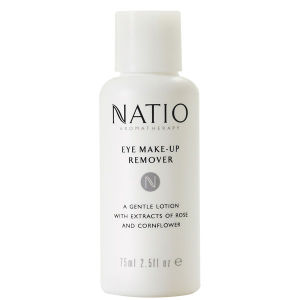 Natio Eye Make-Up Remover -silmämeikinpoistoaine (75ml)