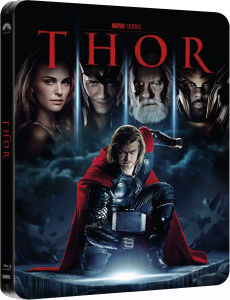 Thor - Zavvi Exclusive Limited Edition Steelbook (UK EDITION)