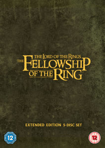 Lord of the Rings: The Fellowship of the Ring - Extended Editie