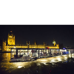 Dinner Cruise on the Thames for Two