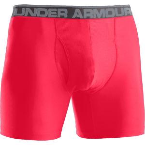 Under Armour Men's Original 6 Inch Seasonal Color Boxerjock - Neo Pulse/X-Ray/Steel