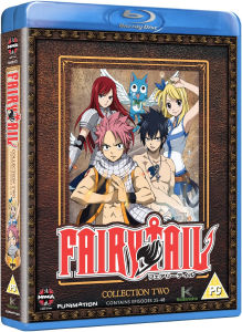 Fairy Tail - Verzameling Two (Episodes 25-48)