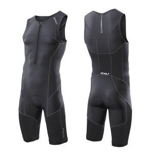 2XU Men's LD Core Support Trisuit - Black