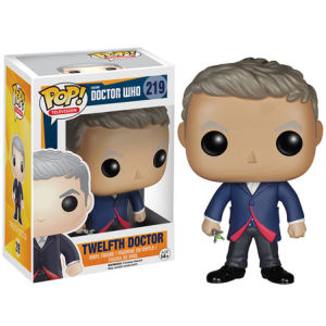 Doctor Who 12th Doctor Pop! Vinyl Figure