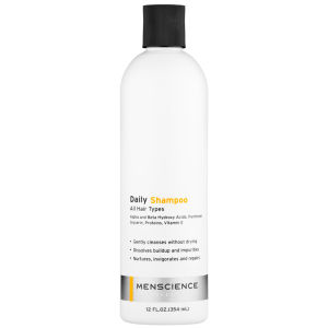 Menscience Daily Shampoo 11.8 oz.