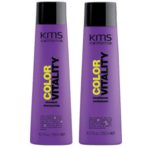 Kms California Colorvitality Colour Duo (2 productos)
