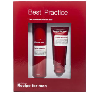 Recette pour Men - Best Practice Gift Box (Facial Cleanser & Facial Moisturiser)