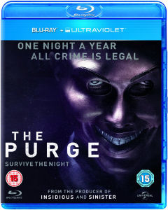The Purge (Bevat 3D Lenticular Sleeve en UltraViolet Copy)