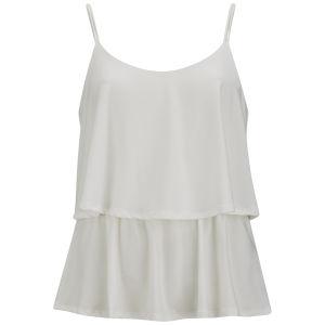 Vero Moda Women's Limit Top - White