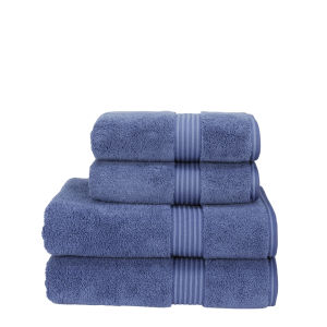 Christy Supreme Hygro Towels - Deep Sea Blue