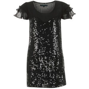 Sugarhill Boutique Woman's Mademoiselle Dress - Black