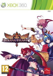 Arcana Heart 3