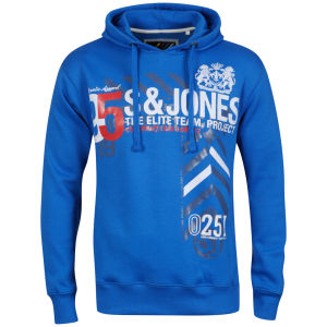 Smith & Jones Men's Asterio Sweat - Le Mans Blue