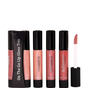Bellápierre Cosmetics On The Go Trio Lipgloss