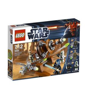 LEGO Star Wars: Geonosian Cannon (9491)