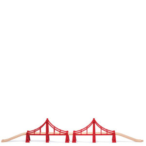 Double pont suspendu -Brio