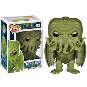 Figurine Pop! Cthulhu H.P. Lovecraft