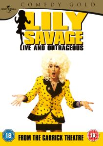 Lily Savage: Live and Outrageous At The Garrick Theatre - Comedy Gold 2010