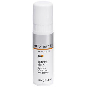 MD FORMULATIONS LIP BALM SPF20 (9.9ML)