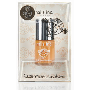 nails inc. Little Miss Sunshine Nail Polish - Limited Edition (10ml)