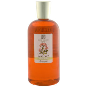 Trumpers Valerian Herbal Shampoo - 500ml Travel
