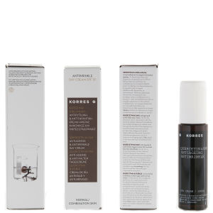Korres Quercetin and Oak Anti-Ageing, Anti-Wrinkle Day Cream Normal To Combo Skin Spf10 (50ml)