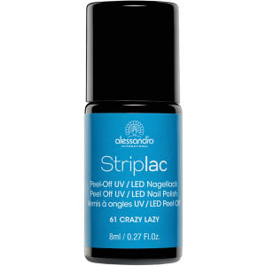 Striplac Crazy Lazy UV Nail Polish (8ml)