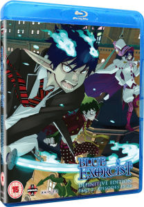 Blue Exorcist: Definitive Editie - Part 2: Episodes 13-25 (Bevat OVA)
