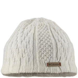 Bonnet Columbia Parallel Peak -Blanc