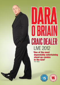 Dara O Briain: Craic Dealer - Live 2012