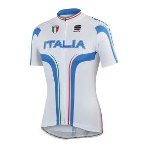 Sportful Italia SS FZ Cycling Jersey
