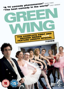 Green Wing - Series 1-2 (Bevat Special)
