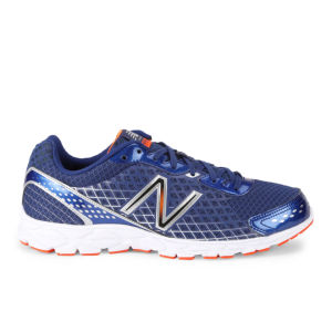 New Balance Men's NBX M590 V3 Speed Running Shoes - Blue/Orange