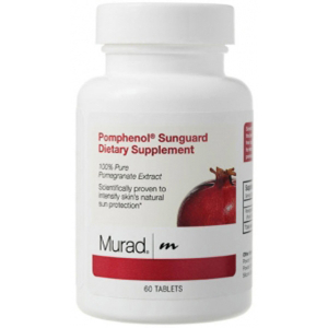 MURAD POMPHENOL SUNGUARD DIETARY SUPPLEMENTS (60 TABLETS)- Discontinued