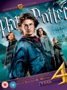 Harry Potter and the Goblet of Fire: Ultimate Collector's Edition - Double Play (Blu-Ray and DVD)