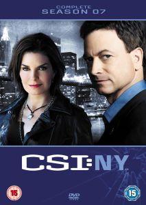 CSI: New York - Seizoen 7 - Compleet