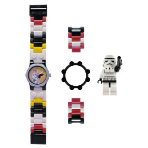 LEGO Star Wars: Kids Storm Trooper Watch