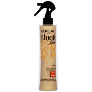 L'Oreal Paris Elnett Satin Heat Styling Spray - Curl (170ml)