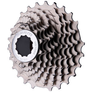 SRAM OG-1090 Red Black Bicycle Cassette - 10 Speed