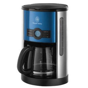 Russell Hobbs Heritage Coffee Maker - Blue