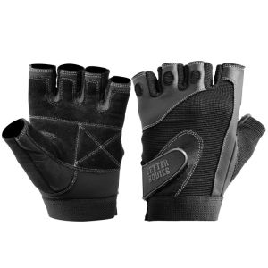 Better Bodies Pro Lifting Gloves - Black