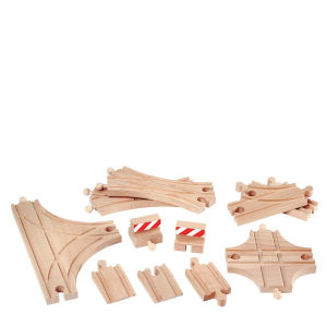 Brio Advanced Expansion Train Track Set