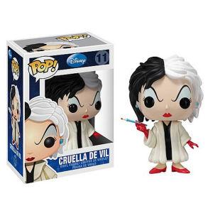 Disneys 101 Dalmatians Cruella De Vil Pop! Vinyl Figure