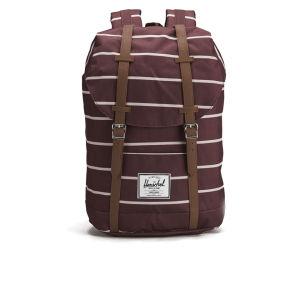 Herschel Supply Co. Retreat Backpack - Rust Stripe  c140c624fee88