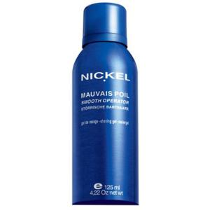 Gel rasage Nickel Smooth Operator 125ml