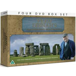Fred Dibnah's Magnificent Monuments Gift Pack